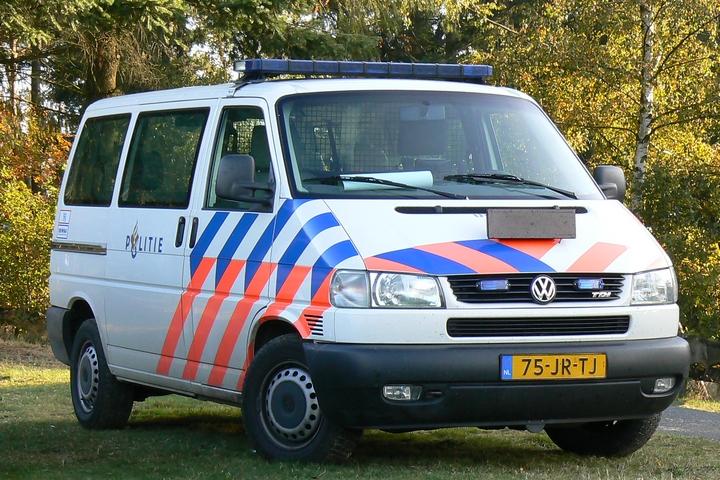 Volkswagen T4 politie IJsselland