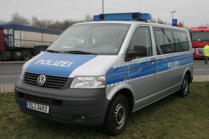 Volkswagen T5 Police Emsland