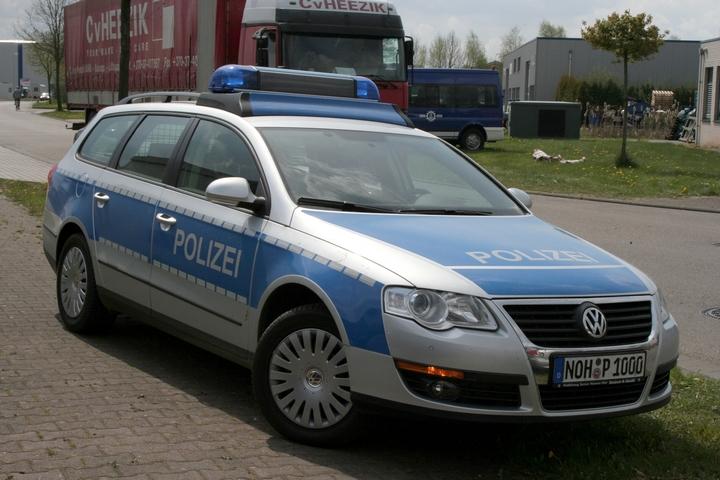 Volkswagen Passat Variant Police Nordhorn