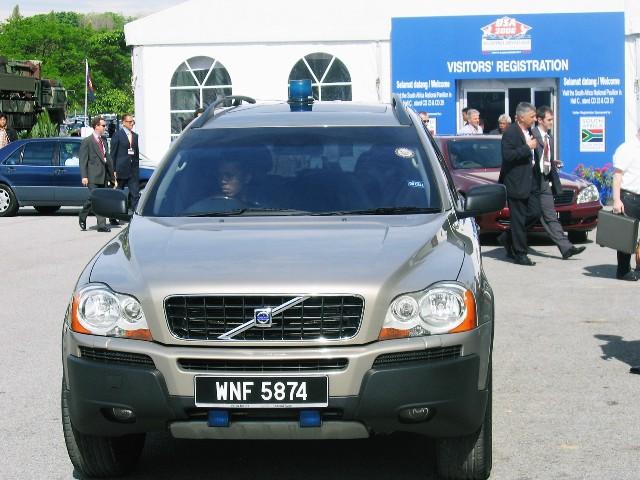Malaysia Volvo XC90