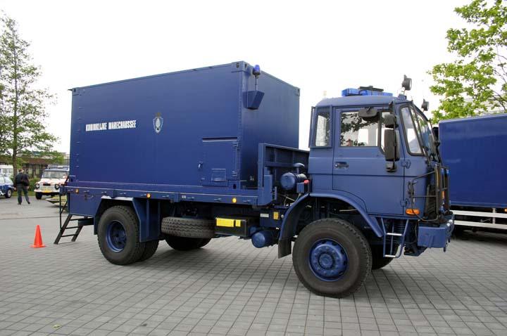 Koninklijke Marechaussee DAF truck