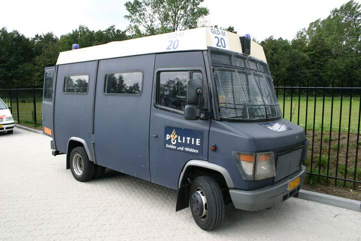 Politie Gelderland Midden Riot police