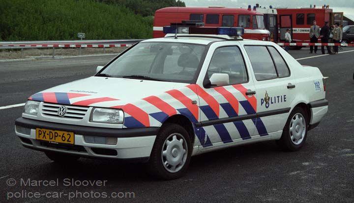 Volkswagen Vento Patrolcar Haaglanden