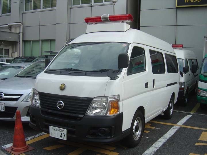 Tokyo Police Department Nissan Traffic incidents
