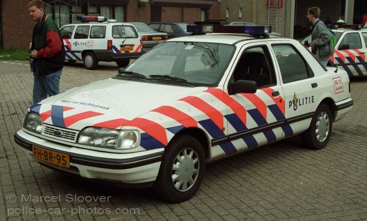 Politie Gooi en Vechtstreek Ford