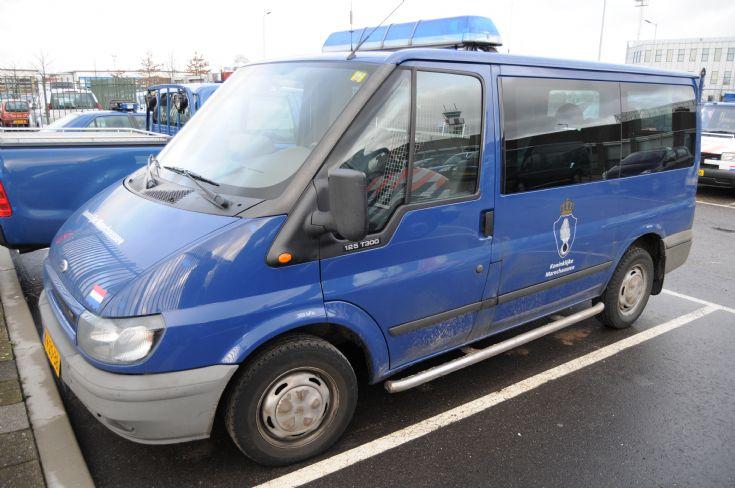 Koninlijke Marechaussee Ford Transit
