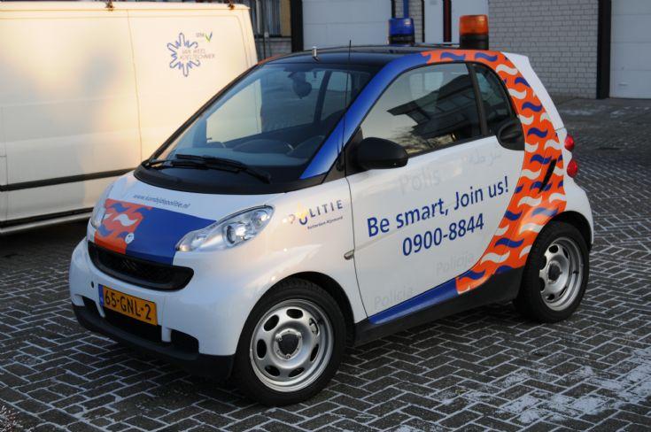 Smart Rotterdam Rijnmond Police