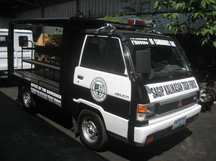 Mitsubishi Province of Camarines