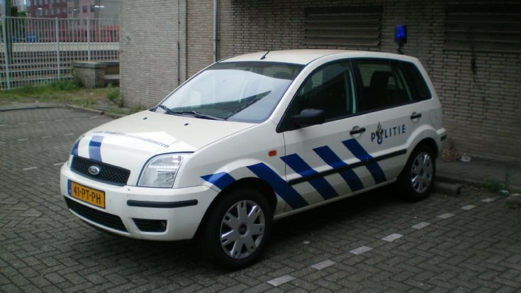 police car photos klpd spoorwegpolitie ford fusion. Black Bedroom Furniture Sets. Home Design Ideas