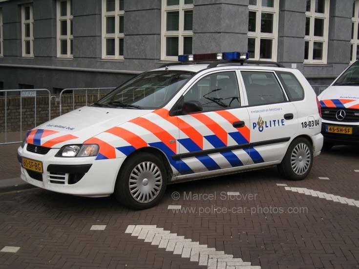 Mitsubishi Politie Zuid-Holland Zuid