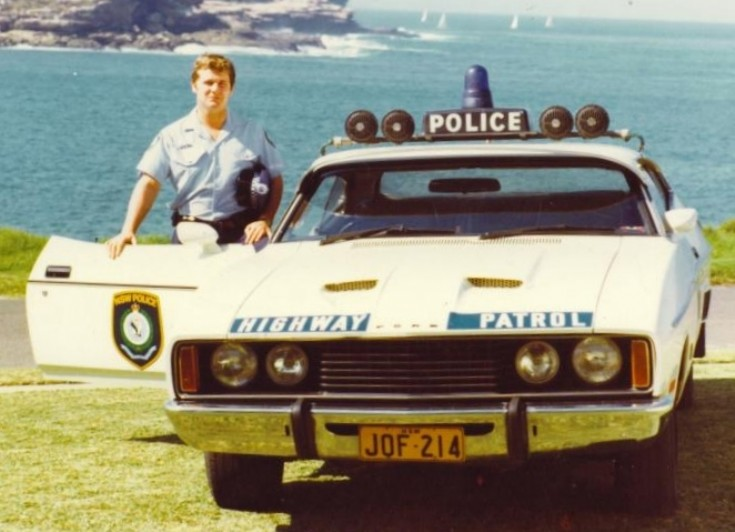 NSW Police Force, Australia Ford XC Falcon,