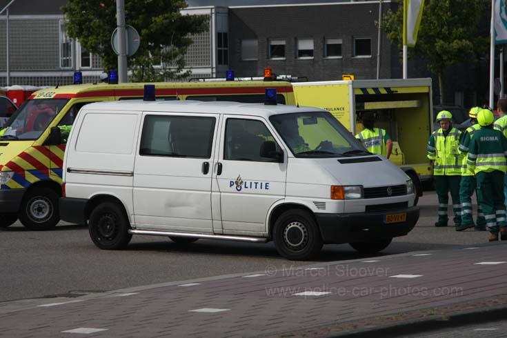 Volkswagen Transporter Police Amsterdam