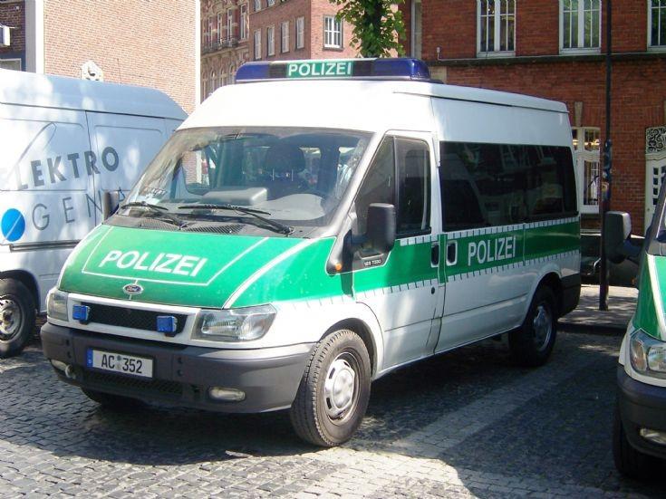 Germany - Aachen Polizei