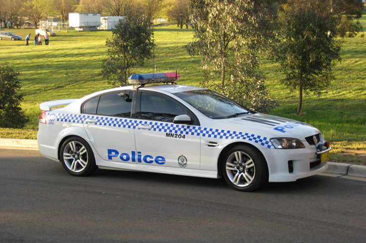 Police Car Photos  NSW Police Force Holden VE SS, Australia