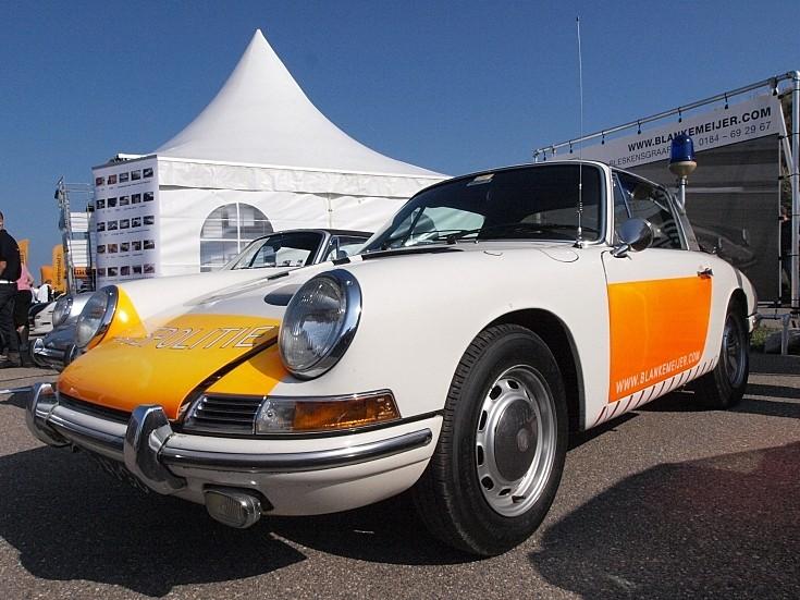 Porsche 912 Targa Police