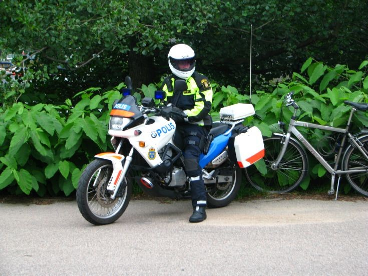 Police Halmstad