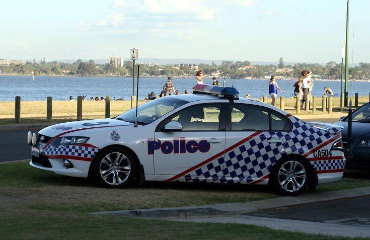 West Australia Police CA504