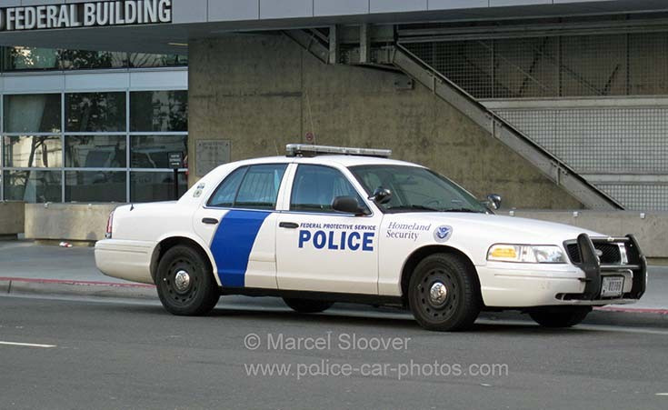 Ford Crown Victoria FPS