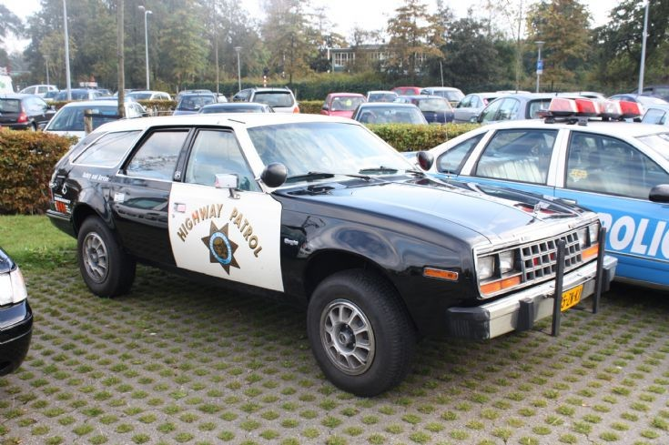 Police Car Photos Chp Amc Eagle