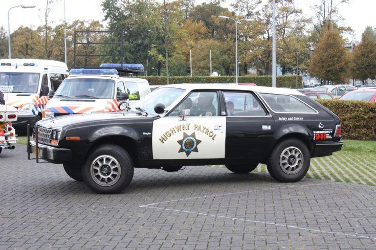 AMC Eagle CHP The Hague