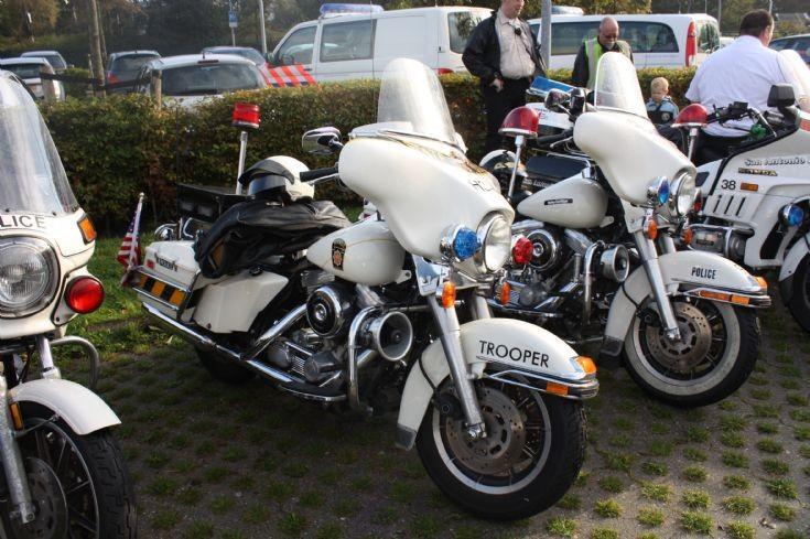 Pennsylvania State police Harley Davidson
