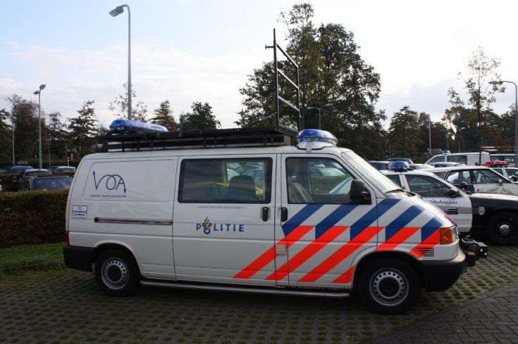 Politie Haaglanden VOA Volkswagen