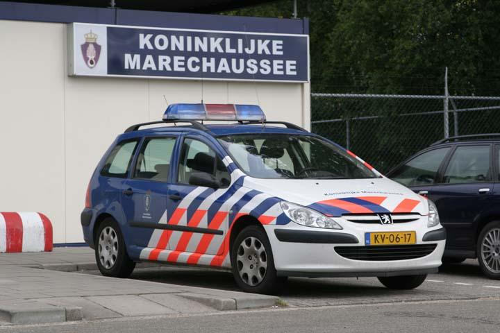 Koninklijke Marechaussee Peugeot KV-06-17