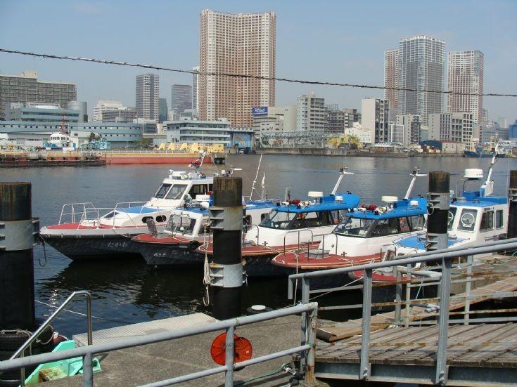 Tokyo Harbour Police