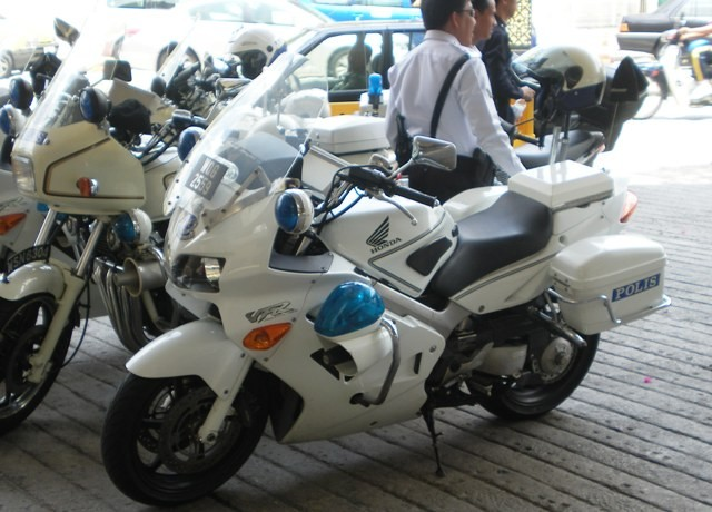 Police Car Photos Malaysia Police Honda Traffic Bike