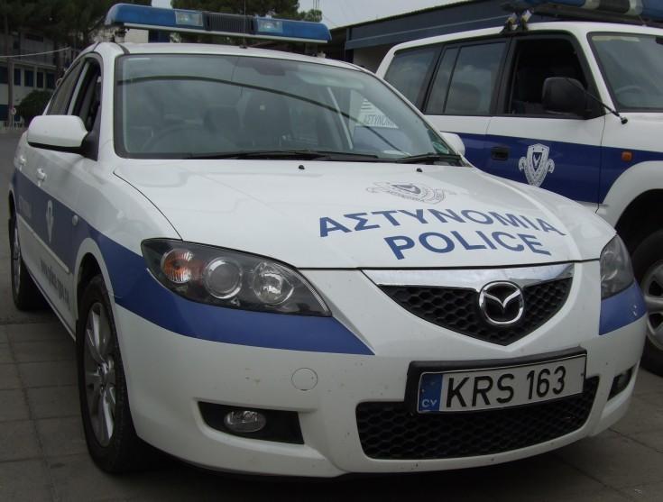 Cyprus Police Mazda