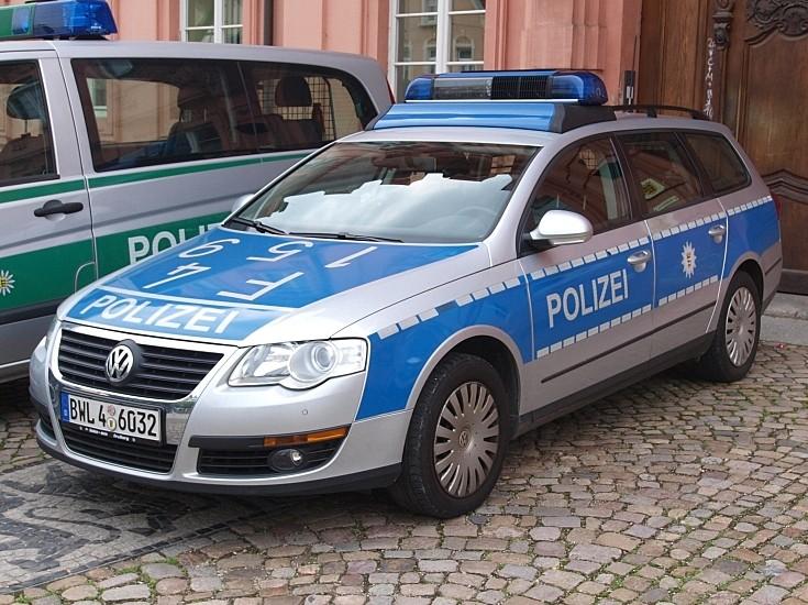 Polizei Offenburg VW