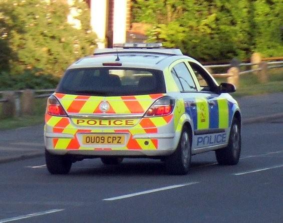 Bedfordshire Police in Dunstable