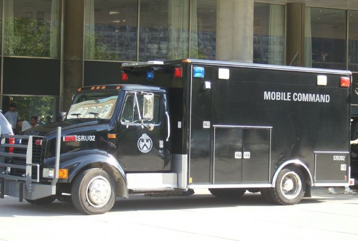 Toronto Police Services (Flashpoint)