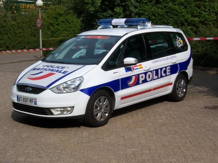 police car photos france police nationale ford. Black Bedroom Furniture Sets. Home Design Ideas