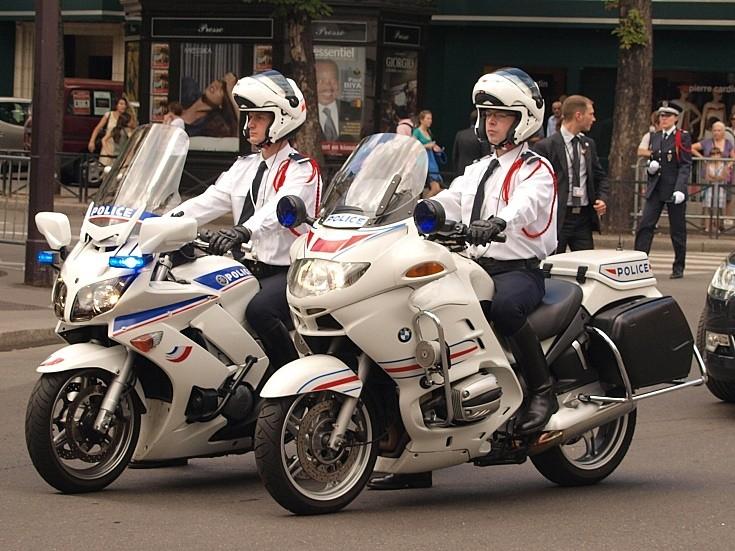 Yamaha and BMW