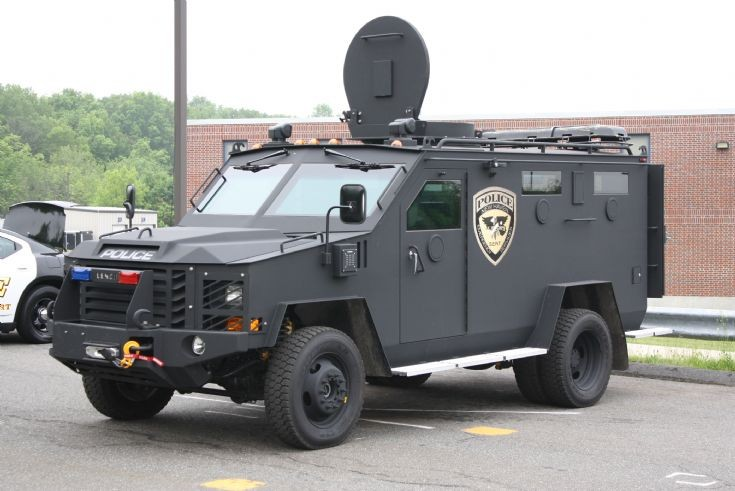 Police SWAT Vehicles