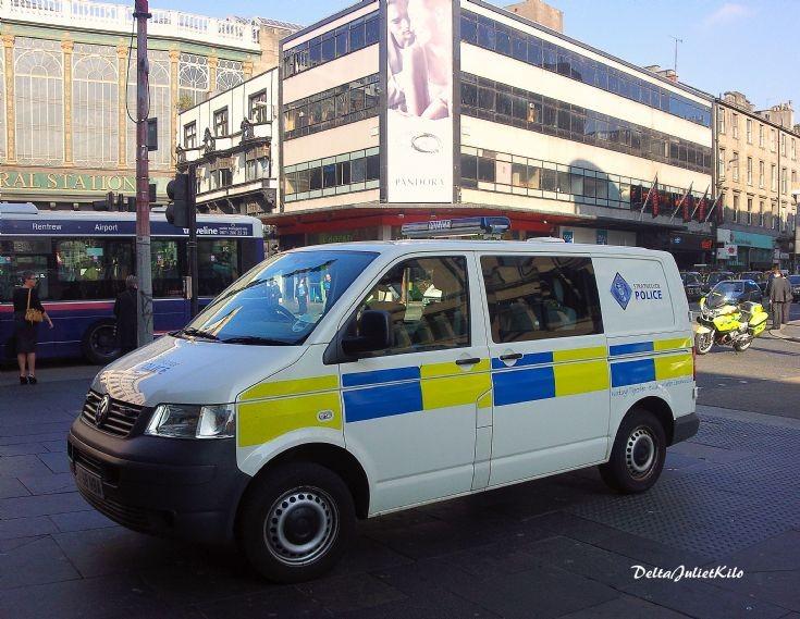 Strathclyde Police VW