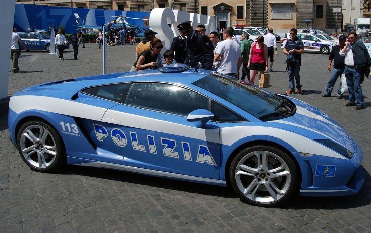 Gallardo Polizia