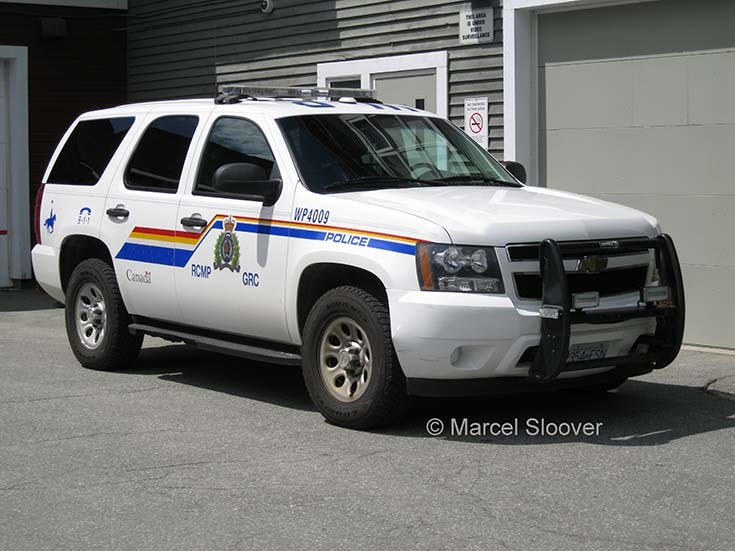 Picture of Chevrolet Tahoe RCMP Whistler