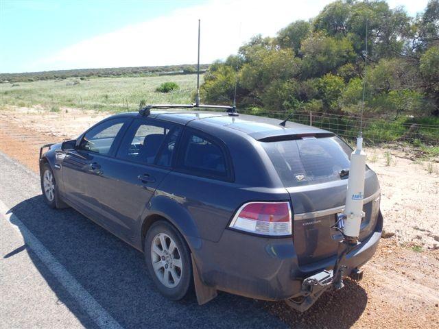 Holden VE Commodore West Australia