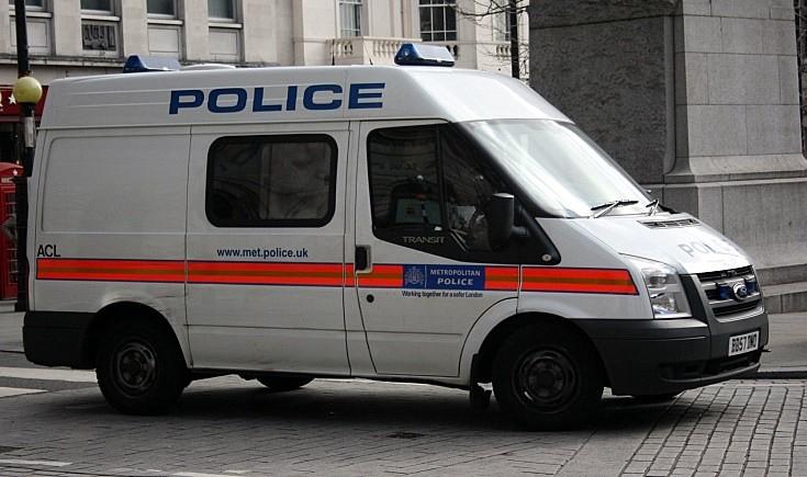 Metropolitan Police Ford