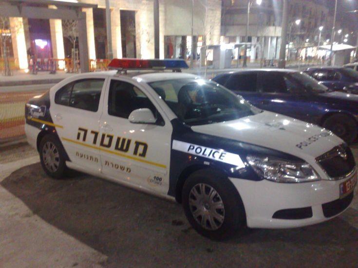 Skoda au service de la police 3231