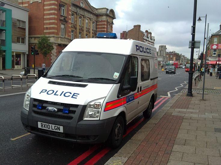 Metropolitan Police London Ford