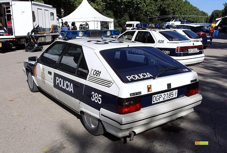 Citroen BX19TZS
