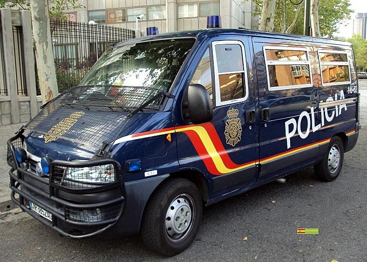 Policia unit 1U-62