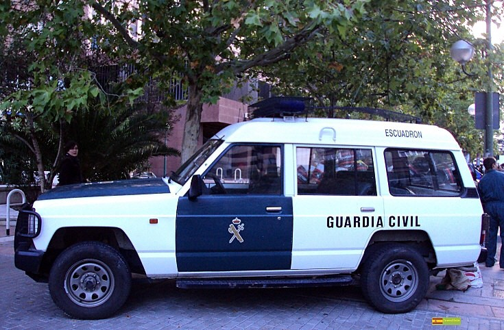 Guardia Civil Escuadron