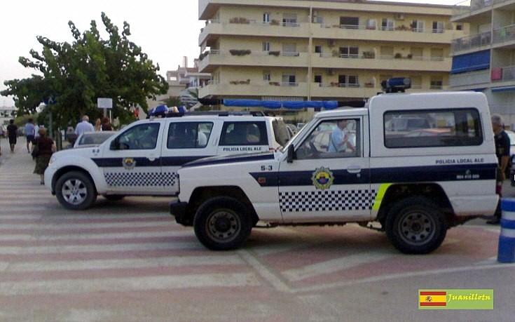 Policia Local Alc