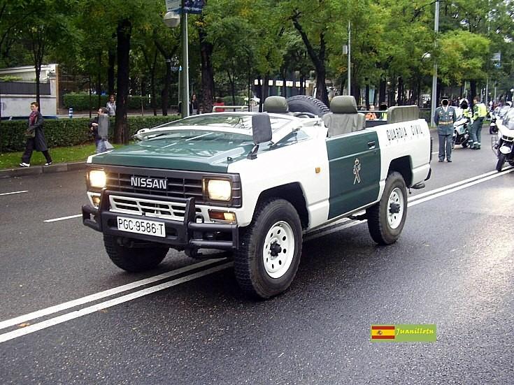 Nissan Patrol ML-8