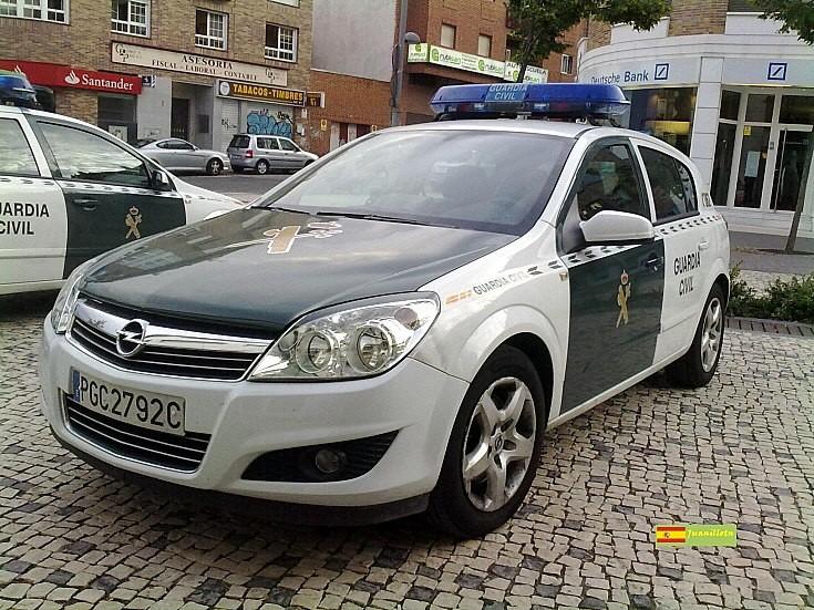 Opel Astra - PGC2792C