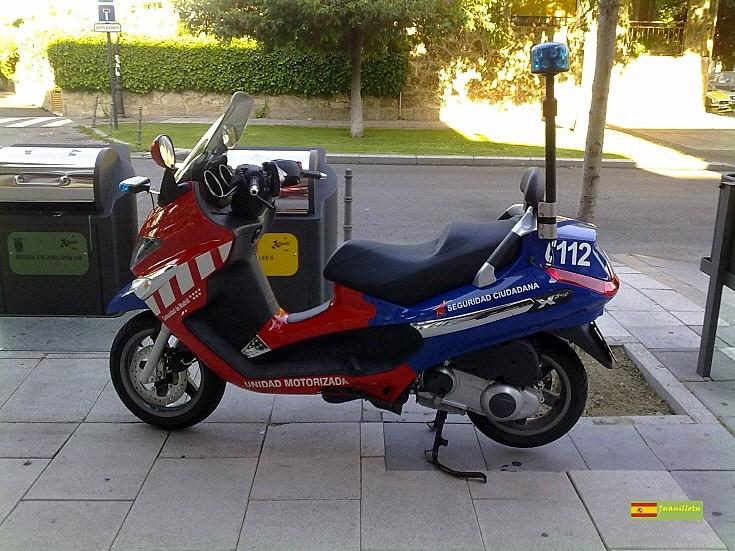 Unidad Motorizada